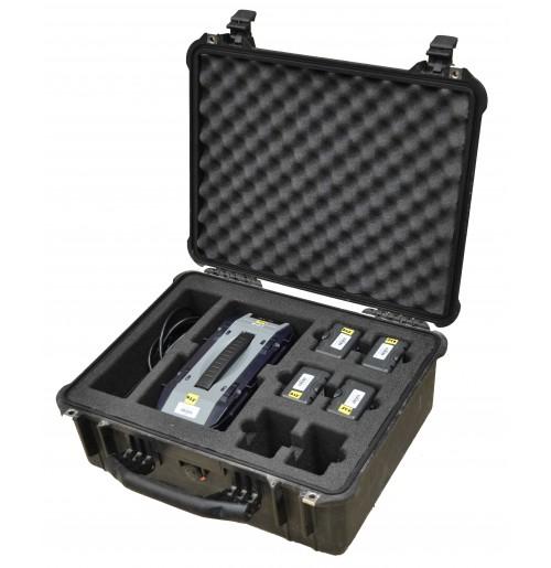Foam Insert for IDX VL-4Si Charging Unit x6 Cue IDX D95+HL9 Batteries