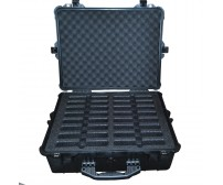 Foam Insert to hold 14 Hard Disk Caddies to fit Peli 1600