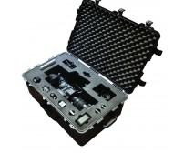 Foam Insert for Sony PXW-FS7 Fully Mounted to fit Peli 1650