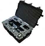 Case and Foam for Sony 4K PXW-FS7 Camera and Accessories to fit into Peli 1650