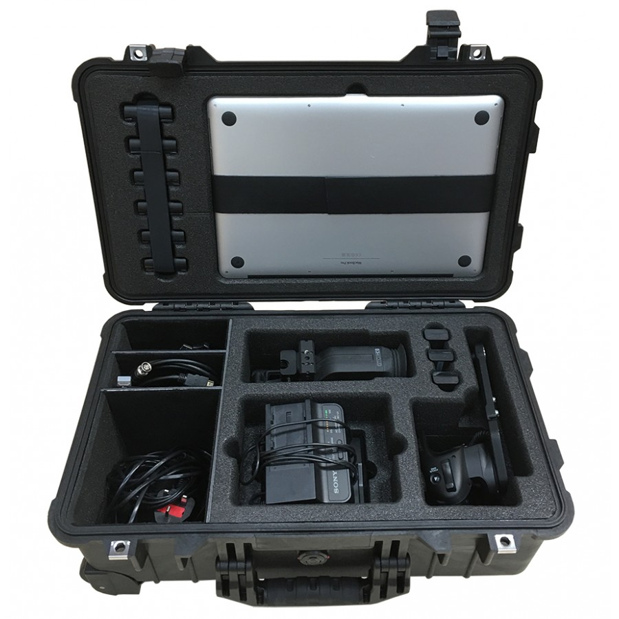 separation shoes ad28b 37215 Case and Foam For Sony PXW-FS7 Accessories and Apple 15