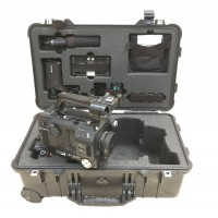 Sony PMW-FS7 Foam Insert Set 2 to fit Peli 1510