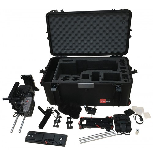 Foam for Alexa Kit and Accesories to fit HPRC 4300w