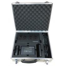 Custom flight case with Foam Insert for Countdown Kit