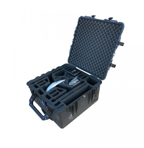 DJI Inspire 2 in 1640 Peli Case