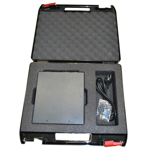 Plastic Case with Foam For Extron SW4 to fit Maxibag 2-122