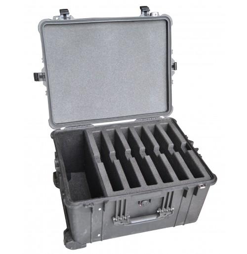 Foam Insert for 6x Dell M4800 Laptops to fit Peli 1620