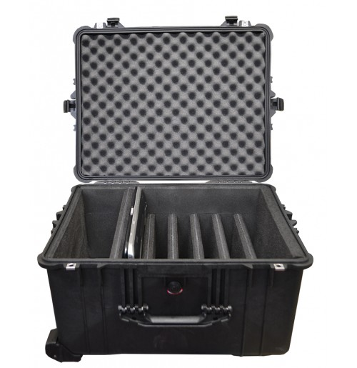 Foam Insert for 6x Dell Laptops to fit Peli 1620