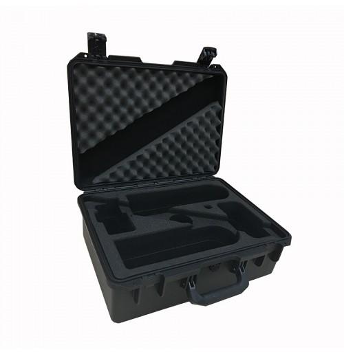 Case and foam Custom Foam insert for Shure VP89L Rycote Kit
