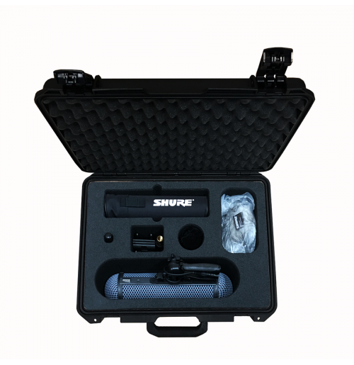 Custom Foam insert for Shure VP89S Rycote Kit