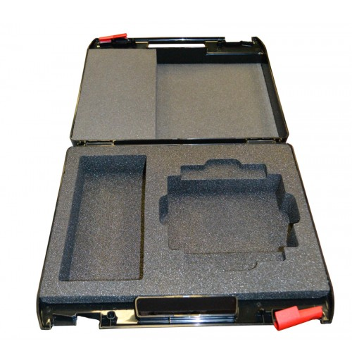 Plastic Case with Foam For Kramer TP-100AXR to fit Maxibag 2-122