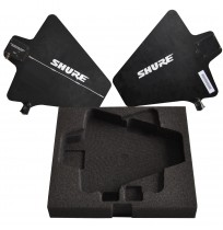 Foam for 2X SHURE UA870 Antenna to fit 2U Drawer