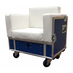 Flightcase Single Seater  Furniture