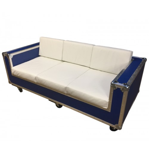Flightcase Triple  Sofa Furniture