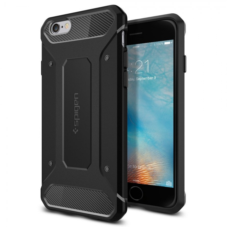 Spigen Rugged Armor Case Iphone 6s Ultimate Protection