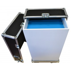 Custom Flight Case for Podium Lectern