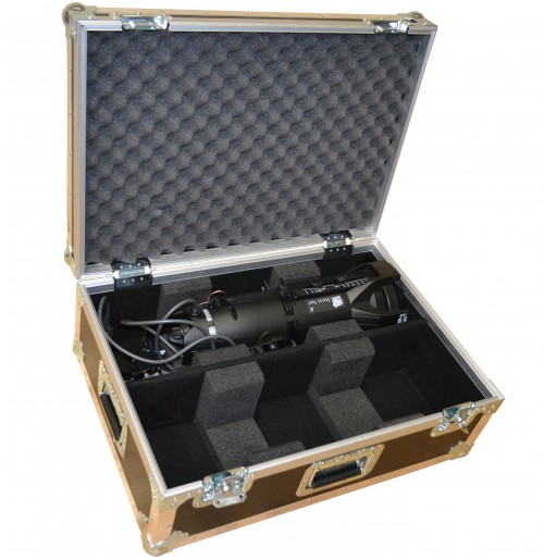 Flight Case for 2x ETC S4 jr Zoom