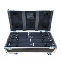 ExpoLite CM+W 9x12W TourStick Flight Case