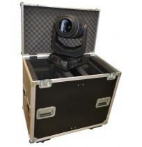Flightcase for 2x Robe Pointe + Accessories