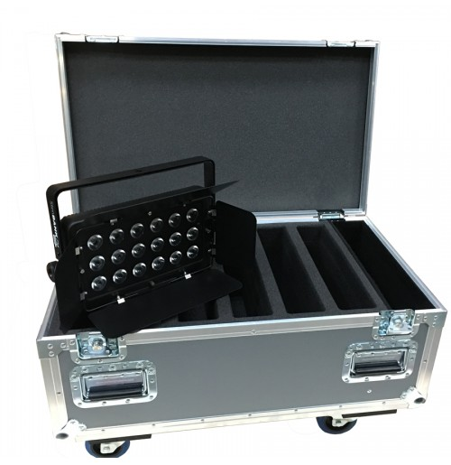 Chauvet DJ SlimBANK T18 USB Light Case