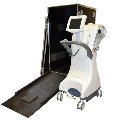 Case for Electronic Brachytherapy System