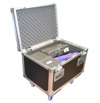 Foam Lined Road Trunk for medical accessories