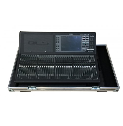 Flight Case for Yamaha QL5 Digital Mixer