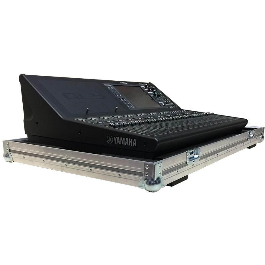 flight case for yamaha ql5 digital mixer. Black Bedroom Furniture Sets. Home Design Ideas