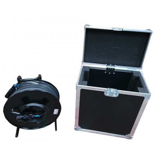 Flight Case for HT 480.RM-schwarz Cable Reel