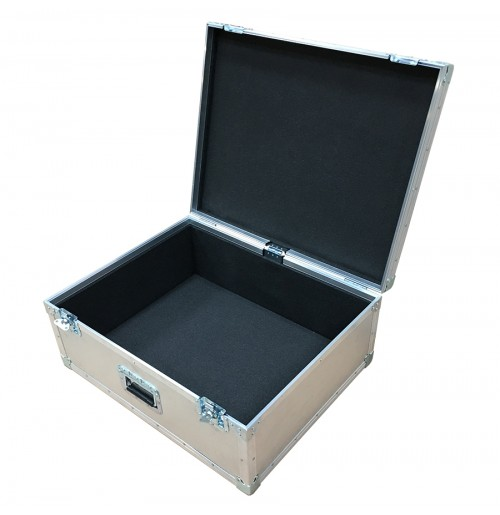 Empty Model Flight Case manufactured by sizes