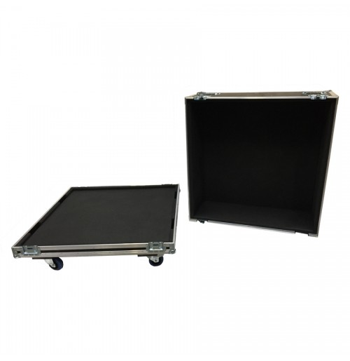 Model Flight Case on Castors