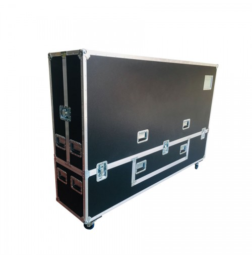 Case And Foam Insert For 98 Inch Plasma Screen