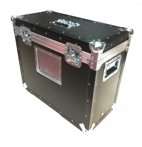 Flight Case For Dell 241Qb 24 Inch Monitor With Stand