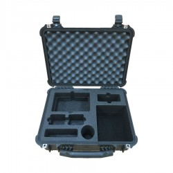 Case And Foam Insert For Small HD 4766 Monitor With Hood