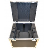 Flight Case for Double HP Z24N Monitor