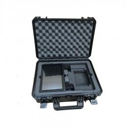 Case And Foam Insert For Dual Lilliput 10-1 Monitors And Accessories