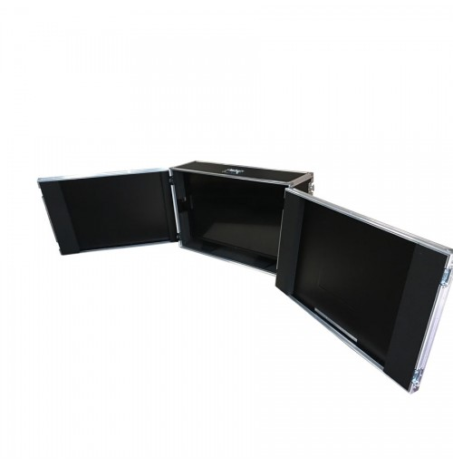 Case for LVM0460A Monitor with Removable Front and Back Lids