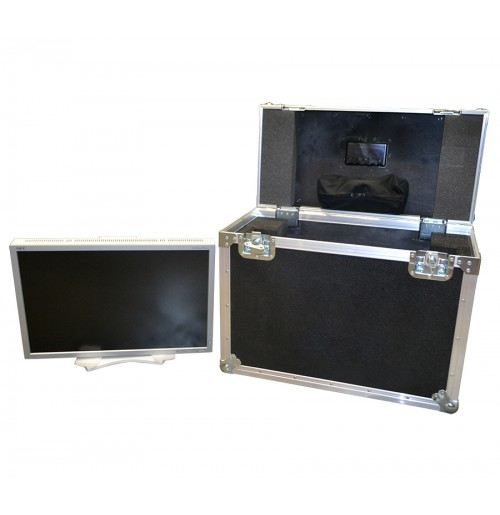 NEC Monitor PA242W 24 Inch Flight Case