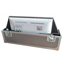 Flight Case for Samsung UE32 F6510 SB Double Monitors