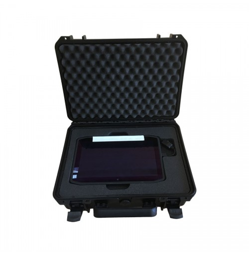 Case and Foam Insert for the Xplore Xslate Tablet