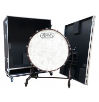 Case For Adams Drum With Inside Pouches