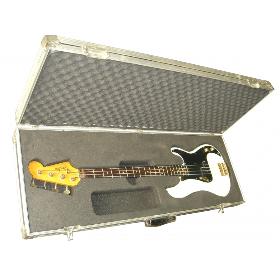 case for fender jazz bass guitar. Black Bedroom Furniture Sets. Home Design Ideas