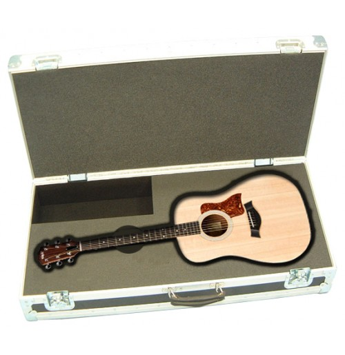 Custom Case Guitar case for Taylor 110E Acoustic Guitar