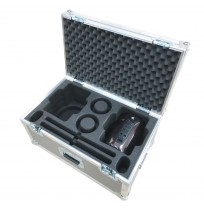 Briefcase Style Flight Case for Mac Pro Cylinder Double Set