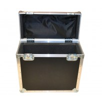 HP PC Tower with cable bag in the lid Flight Case