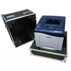 Printer Case with space for 4x Cartridges and Accessories and 2x rims of paper A4