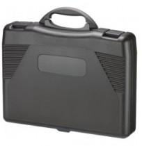 Quantum T 2100 Stylish Black Plastic Case