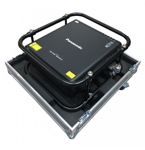 Flight Case for Panasonic PT-DZ 870 Projector