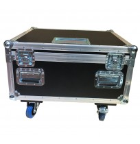 Panasonic PT-RZ970BEJ flight case on wheels