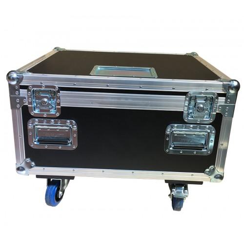 Panasonic PT-RZ970BEJ flight case on wheels